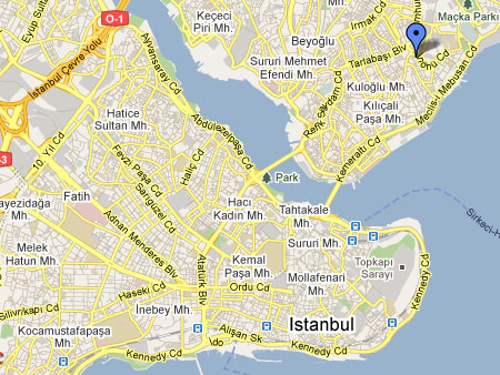 The Marmara Taksim Plan