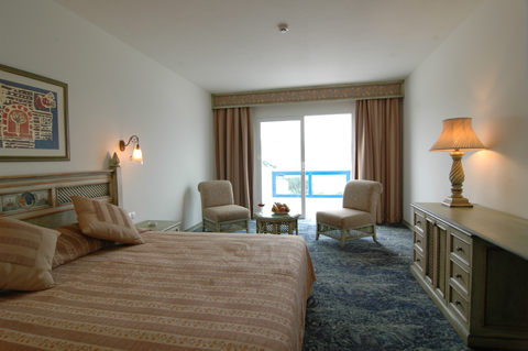 Salmakis Beach Resort & Spa room
