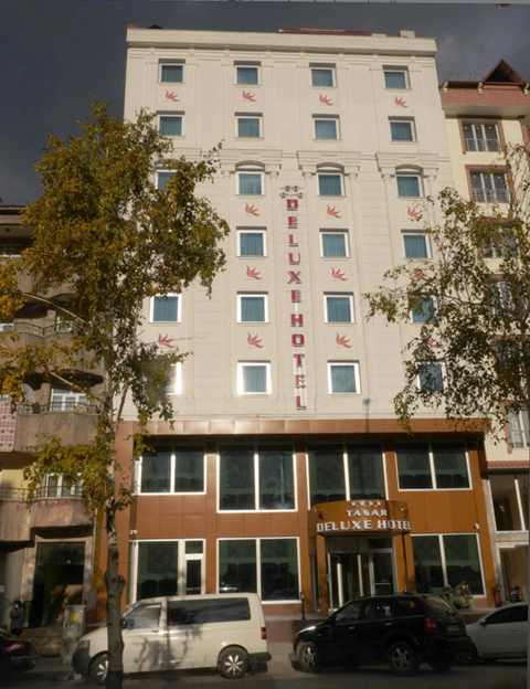 Tasar Royal Hotel